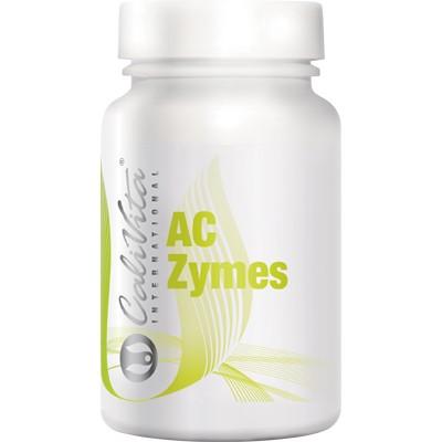 AC Zymes Calivita flacon cu 100 capsule