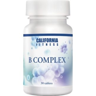 B complex Calivita flacon cu 30 tablete