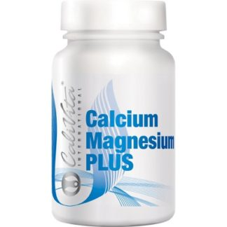 Calcium Magnesium Plus Calivita flacon 100 capsule