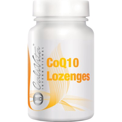 Coenzima Q10 Sublingual Calivita flacon cu 30 tablete