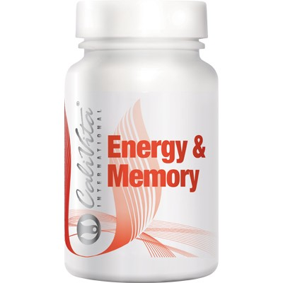 Energy & Memory Calivita flacon 90 tablete