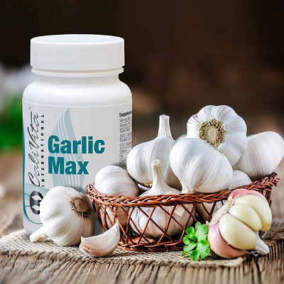 Produs Garlic Max Usturoi uscat