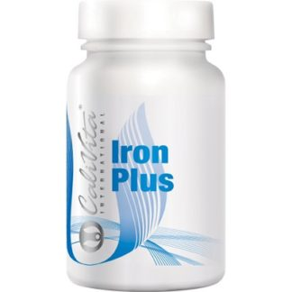 Iron Plus Calivita flacon cu 100 tablete