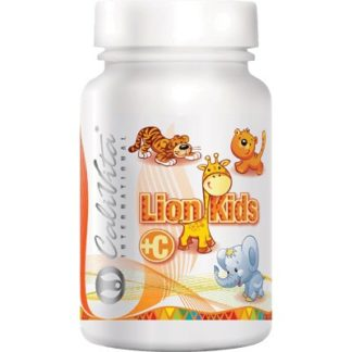Lion Kids C Calivita flacon 90 tablete