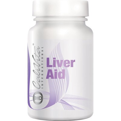 Liver Aid Calivita flacon 100 tablete