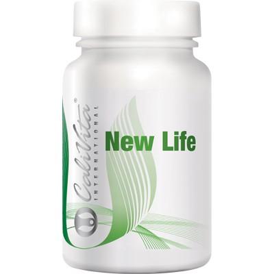New Life Calivita flacon 120 tablete