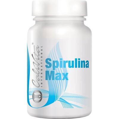 Spirulina max Calivita flacon cu 60 tablete