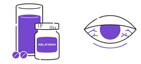 cat timp sa iau melatonina si ce doza