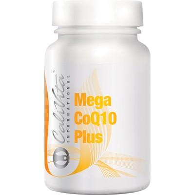 Mega Coenzima Q10 Plus Calivita flacon 60 capsule