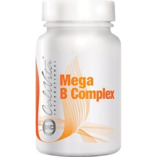 Mega B Complex Calivita flacon 100 tablete