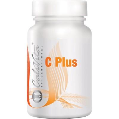 Vitamina C plus Calivita flacon 100 tablete