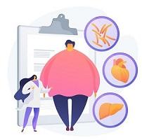 medic si persoana obeza consultatie